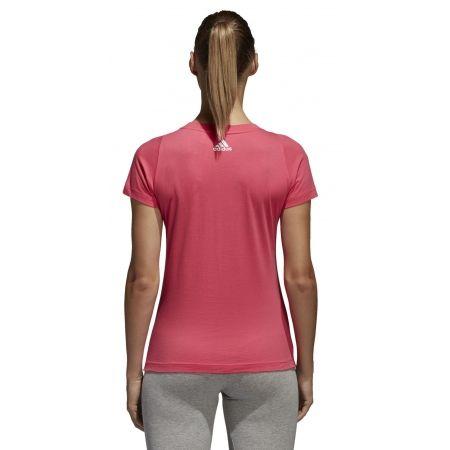 Women's T-shirt - adidas ESSENTIALS LINEAR SLIM TEE - 6