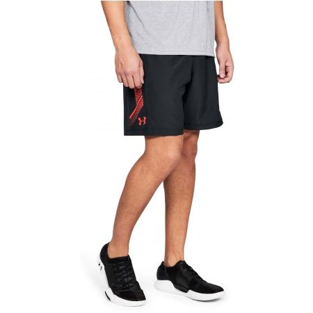 Spodenki męskie - Under Armour WOVEN GRAPHIC SHORT - 14