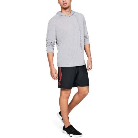 Spodenki męskie - Under Armour WOVEN GRAPHIC SHORT - 13