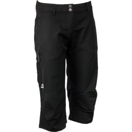 Dámské 3/4 kalhoty - ALPINE PRO ZAJJA - 1