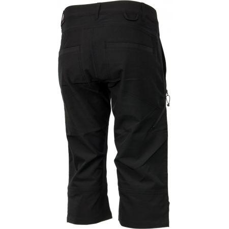 Dámské 3/4 kalhoty - ALPINE PRO ZAJJA - 2