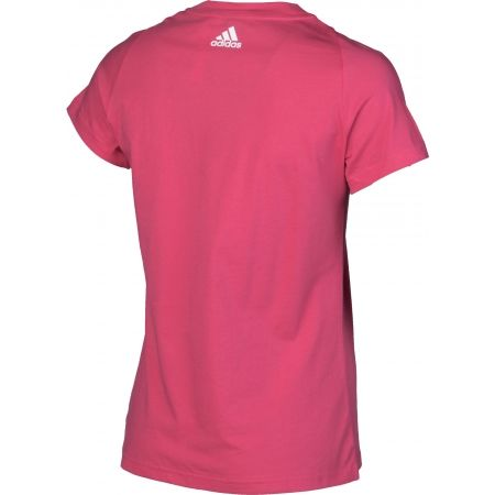 Women's T-shirt - adidas ESSENTIALS LINEAR SLIM TEE - 3