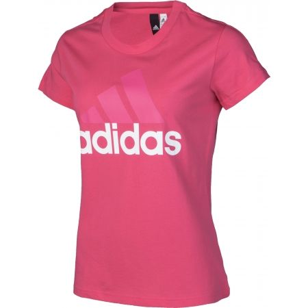 Women's T-shirt - adidas ESSENTIALS LINEAR SLIM TEE - 2