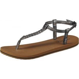 O'Neill FW BRAIDED DITSY PLUS SANDAL - Dámske sandále
