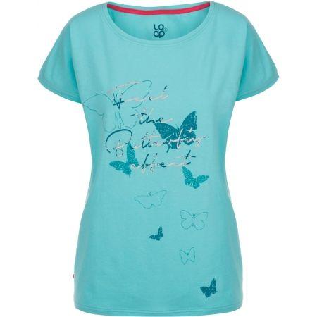 Women's T-shirt - Loap BIRDIE - 1