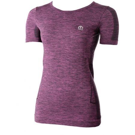 Dámske funkčné tričko - Mico W HALF SLVS R/NECK SHIRT SKIN