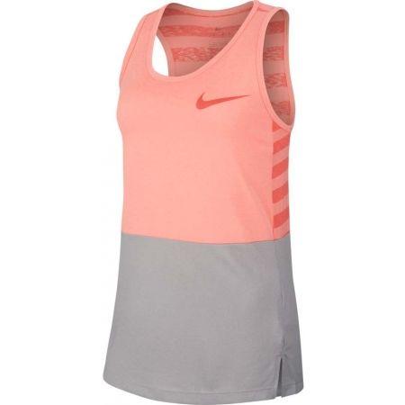 Tank-Top für Mädchen - Nike DRY TANK MDS - 1