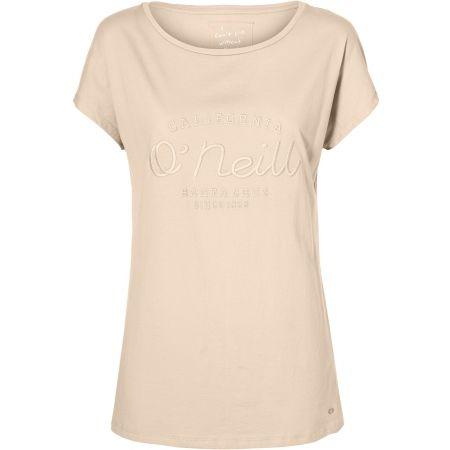 Dámské triko - O'Neill LW ESSENTIALS BRAND T-SHIRT - 1