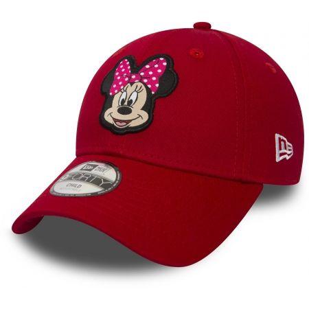 Dívčí kšiltovka - New Era 9FORTY K DISNEY MINNIE MOUSE