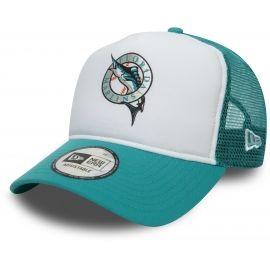 New Era 9FORTY MLB FLORIDA MARLINS - Czapka trucker klubowa