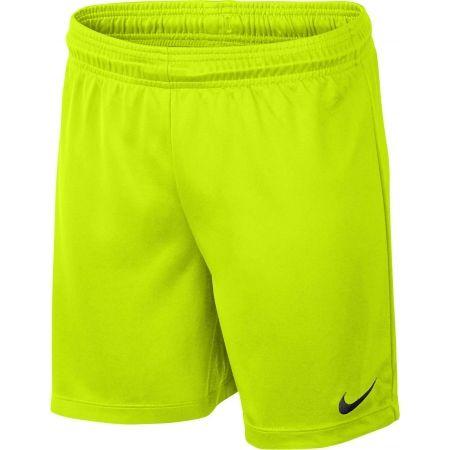 Spodenki piłkarskie chłopięce - Nike YTH PARK II KNIT SHORT NB - 1