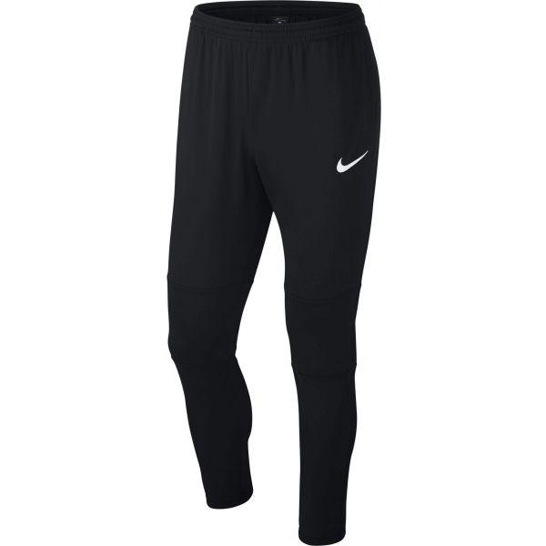 Nike NK DRY PARK18 PANT KPZ čierna M - Pánske futbalové nohavice
