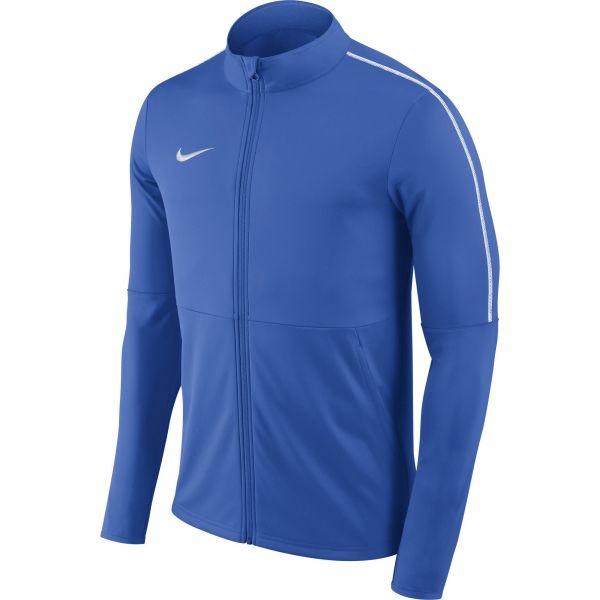Nike DRY PARK18 TRK JKT K tmavě modrá L - Dětská sportovní mikina