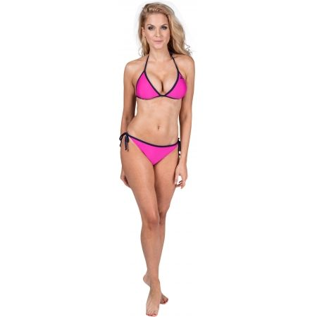 Women's bikini - adidas BEACH WOMEN BIKINI SOLID 2 - 6