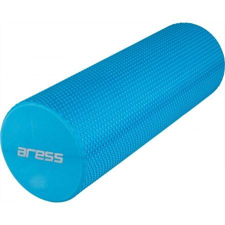 Fitness masážní pěnový válec - Aress GYMROLL- BLUE