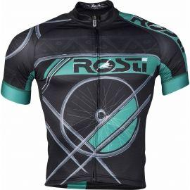 Rosti RUOTA DL ZIP - Pánsky cyklistický dres