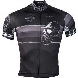 Rosti HIPSTER DL ZIP - Koszulka rowerowa męska
