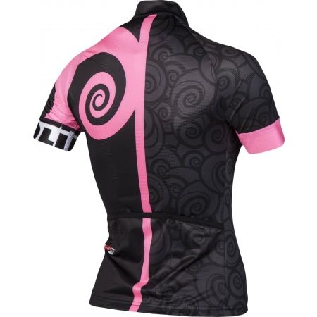 Koszulka rowerowa damska - Rosti FURY LADY DL ZIP - 3