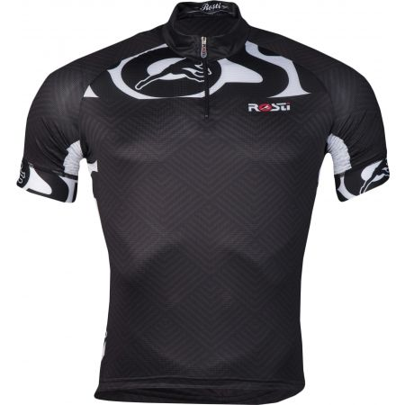 Rosti CRITERIUM KR ZIP - Men's cycling jersey