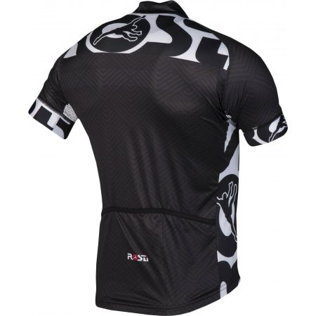 Pánský cyklistický dres - Rosti CRITERIUM KR ZIP - 3