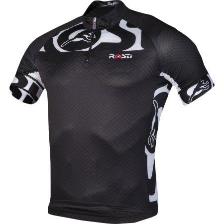 Pánský cyklistický dres - Rosti CRITERIUM KR ZIP - 2