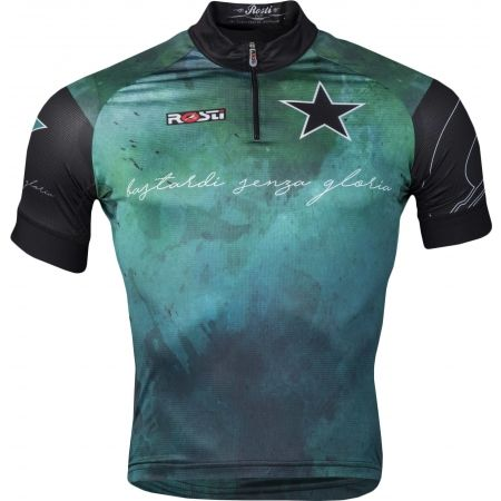 Rosti BASTARDI KR ZIP - Men's cycling jersey