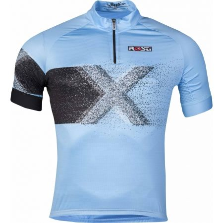 Rosti X KR ZIP - Men's cycling jersey