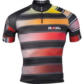 Rosti RIGA 1 KR ZIP - Koszulka rowerowa męska