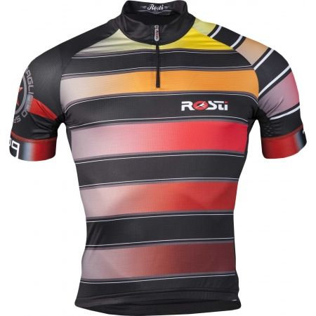 Rosti RIGA 1 KR ZIP - Men's cycling jersey