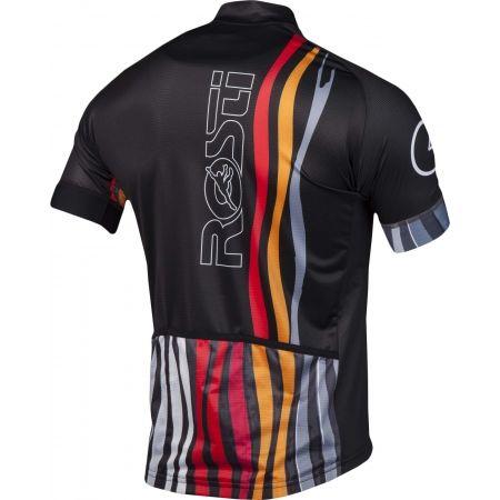 Pánsky cyklistický dres - Rosti FUEGO KR ZIP - 3