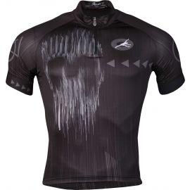 Rosti TESCHIO KR ZIP - Koszulka rowerowa męska