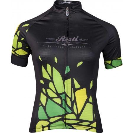 94c5f0f7aa Dámský cyklistický dres - Rosti EXPLORER DL ZIP - 1