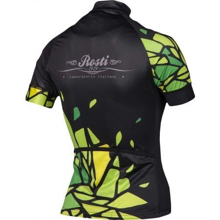 Tricou ciclism damă - Rosti EXPLORER DL ZIP - 3