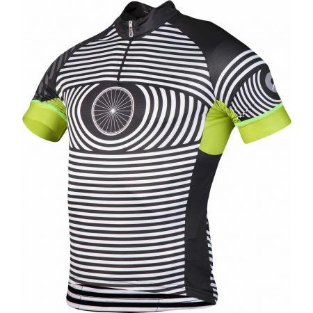 Tricou ciclism bărbați - Rosti EYE KR ZIP - 2