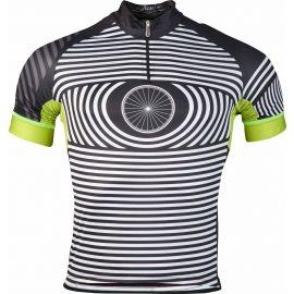 Rosti EYE KR ZIP - Pánsky cyklistický dres