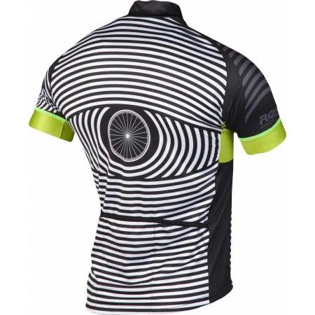 Tricou ciclism bărbați - Rosti EYE KR ZIP - 3