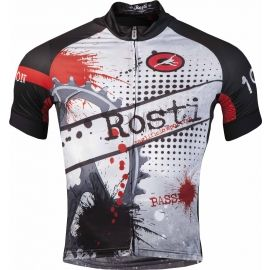 Rosti PASSION DL ZIP - Men's cycling jersey