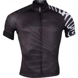 Rosti SERPE DL ZIP - Koszulka rowerowa męska