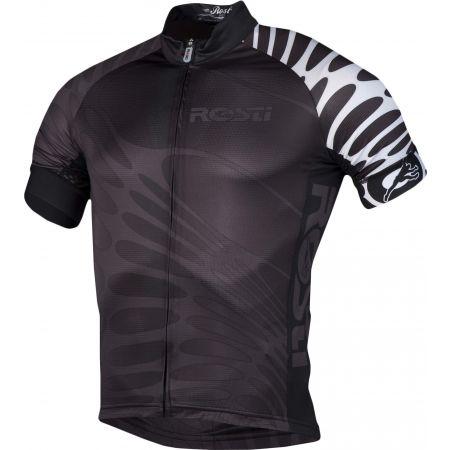 Pánský cyklistický dres - Rosti SERPE DL ZIP - 2