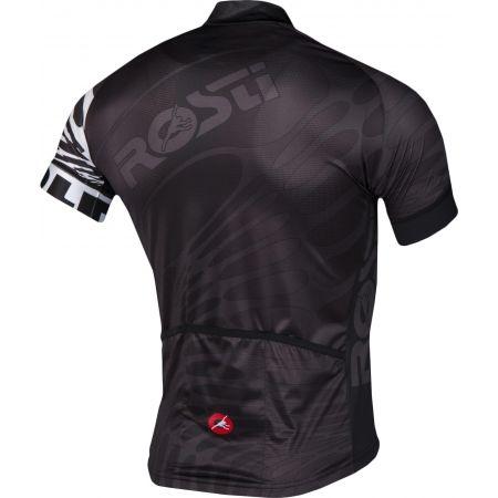 Pánský cyklistický dres - Rosti SERPE DL ZIP - 3