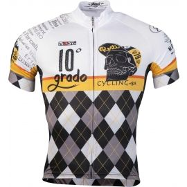Rosti GRADO DL ZIP - Koszulka rowerowa męska