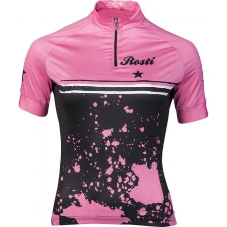 Rosti NORMA KR ZIP - Women's cycling jersey