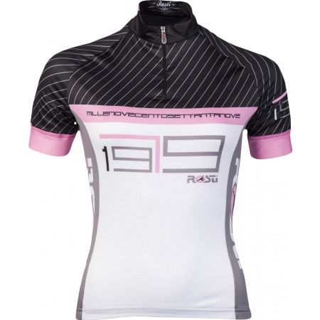Rosti GESSATO LADY KR ZIP - Women's cycling jersey