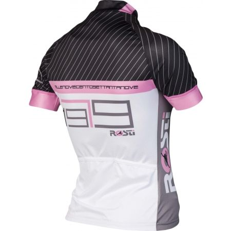 Дамска блуза за колоездене - Rosti GESSATO LADY KR ZIP - 3