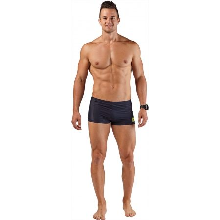 Men's swimsuit - adidas FITNESS BOXER SOLID - 4