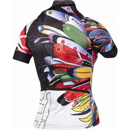 ead2965af3 Dámský cyklistický dres - Rosti GALLO DL ZIP - 3