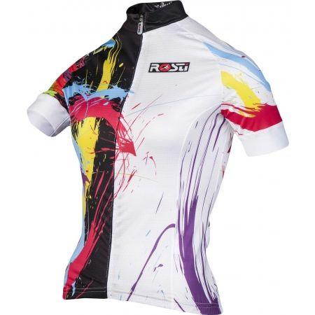 385694457d Dámský cyklistický dres - Rosti KID DL ZIP - 2