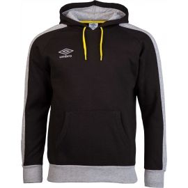 Umbro CONTRAST PANEL FLEECE HOODIE. 1 3da480561dd