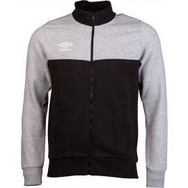 f36f27522c Umbro FLEECE ZIP TROUHG JACKET