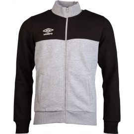Umbro FLEECE ZIP TROUHG JACKET. 1 75e7fde1f3e
